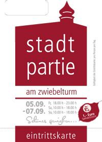 Stadtpartie 2014